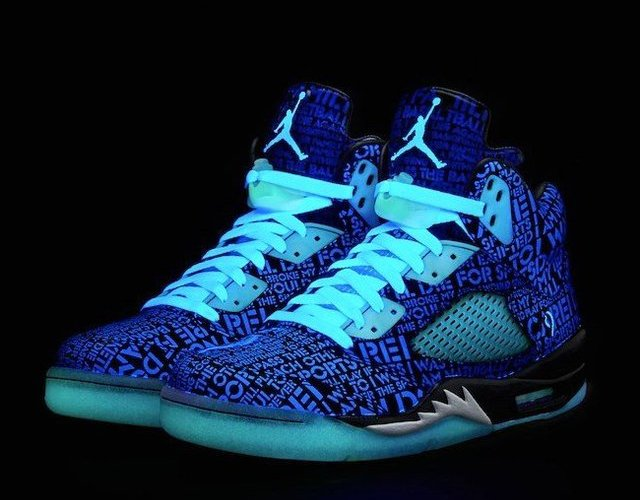 912f6afb127 Sublime Gadgets: Air Jordan 5 Retro Doernbecher – Sublime Gadgets