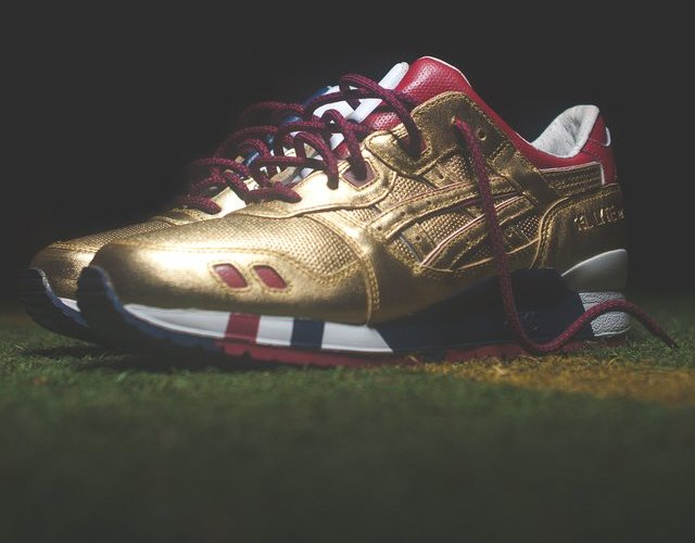 a8119965875 Sublime Gadgets  Asics by Ronnie Fieg Gel-Lyte III USA Sneakers ...