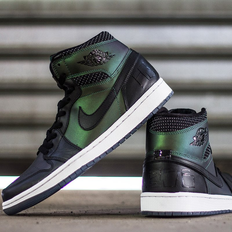 Sublime Gadgets: Nike SB x Jordan 1 By