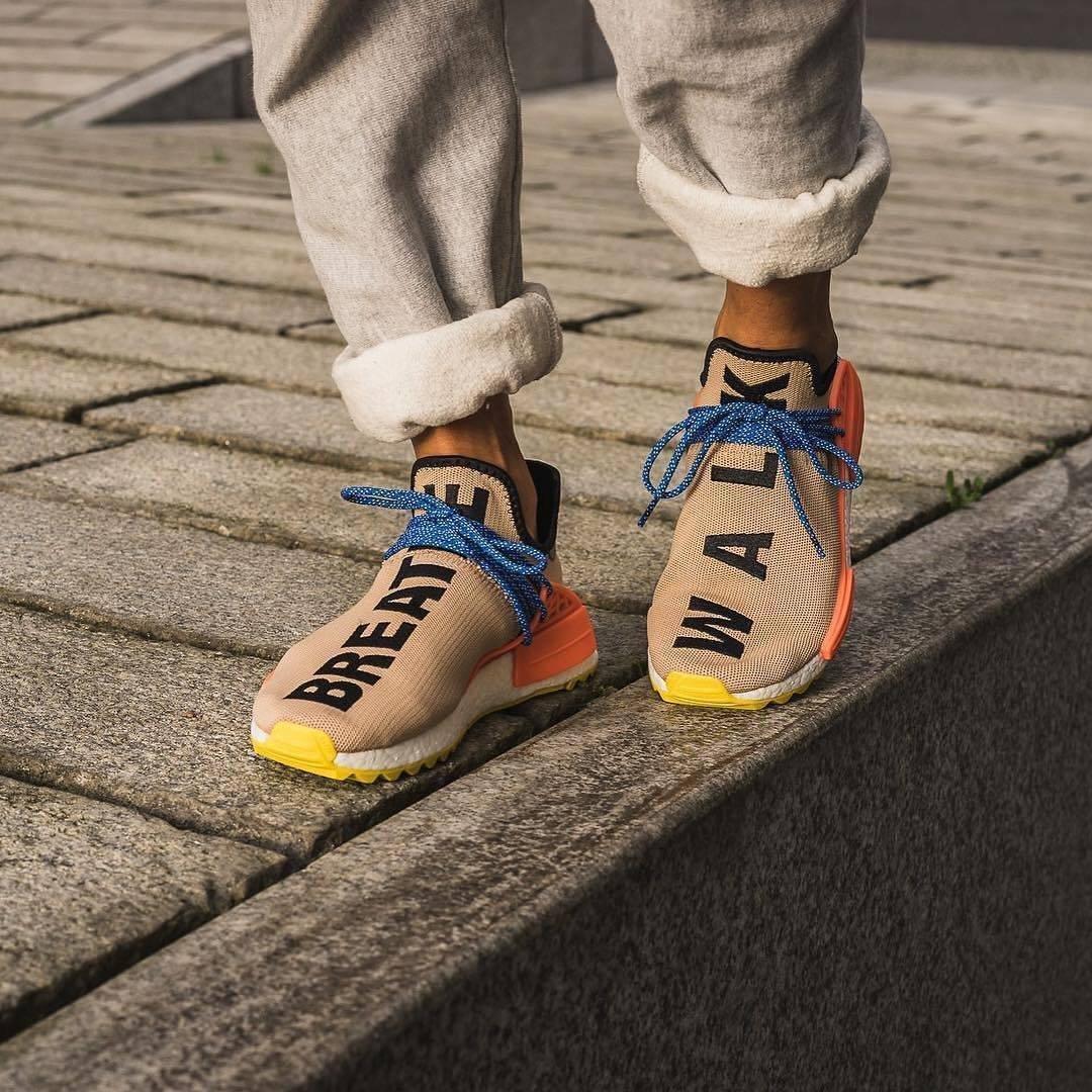 Sublime Gadgets: Adidas Human Race NMD Pharrell Pale Nude